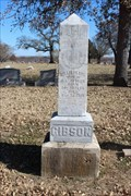 Image for Lillie Pearl Gibson - Cornish Cemetery - Ringling, OK
