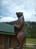 Image for Standing Bear - Manning Park, BC