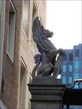 Image for Dunster Court Griffins - Mincing Lane, London, UK