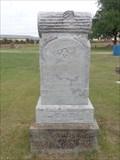 Image for Allen R. Henry - Old Alton Cemetery - Denton, TX