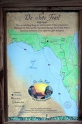 Image for DeSoto Trail 1539-1540--Land of the Apalachee/His Dream Dies With Him