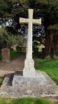 Image for Churchyard Cross - St Leonard - Aston-le-Walls, Northamptonshire, UK