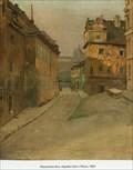 Image for Platnerska ulice, zapadni cast u Vltavy  by Jan Minarík  - Prague, Czech Republic