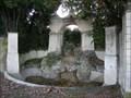 Image for Grotto fountain in Villa Vecchia, Villa Panphilj, Rome, Italy
