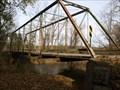 Image for Stoffer Rd Pratt through  truss bridge -Richland Co, Ohio