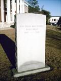 Image for  WW I Memorial, Toccoa, Georgia