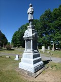 Image for August & Albert Kissel - Oakwood Cemetery - Redwood, NY