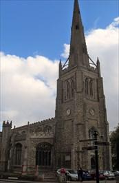 ...St.John the Baptist's Church.