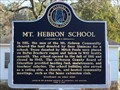 Image for Mt. Hebron School - Leeds, AL