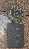 Image for Lions Club Marker - Hotel Le Meridien - Stuttgart, Germany, BW