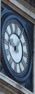 Image for Royal Academy Clock - Burlington Gardens, London, UK