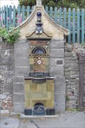 Image for The Doulton Drinking Fountain, Alexandra Road, Clevedon, Somerset.