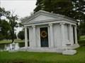 Image for Harrington Mausoleum - Llano Cemetery - Amarillo, Texas