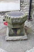 Image for The Orientation Table at Ashton in the Water, Derbyshire.