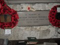 Image for WWII War Memorial - St.James, Church Street, Brassington, Derbyshire. DE4 4HJ
