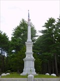 Image for Orange Civil War Monument - Orange, MA