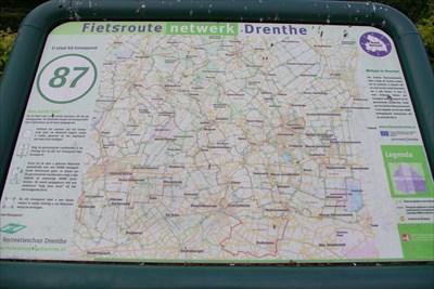 87 - Nieuw-Schoonebeek - NL - Fietsroutenetwerk Drenthe