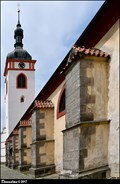 Image for Bazilika Sv. Václava / Basilica of St. Wenceslaus - Stará Boleslav (Central Bohemia)