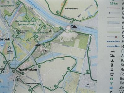 11 - Spaarndam - NL - Fietsroutenetwerk Zuid-Kennemerland