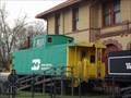 Image for Burlington Northern Caboose - Teague, TX