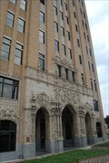 Image for ATT Building Frieze Art - San Antonio Texas