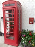 Image for Miner's Lamp Pub Telephone Box - Canmore AB