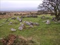 Image for Hut Circle, Wigford Down, South Dartmoor, Devon UK