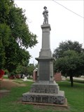 Image for Confederate Soldier - Farmersville, TX