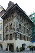 Image for Dum u Minuty / The House at the Minute (Prague Old Town)