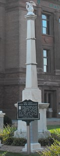 Image for FIRST - Civil War Monument - Lancaster, WI