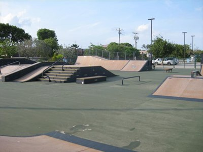 Florida Skateparks Map.Key Largo Community Skate Park Fl Skateparks On Waymarking Com