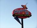 Image for Neon Outdoor Theatre Sign