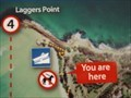 Image for Front Beach - You are here - Arakoon, NSW, Australia
