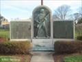Image for World War II Memorial, Memorial Park - Narragansett, RI