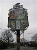 Image for Stoke Mandeville Sign, Bucks, UK
