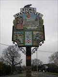 Image for Stoke Mandeville Sign, Bucks, UK