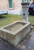 Image for Fountain at Bahnhofstrasse - Hornussen, AG, Switzerland