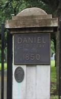 Image for Daniel Family Cemetery -- University Park, TX