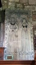 Image for Alabaster Slab - St Eata - Atcham, Shropshire