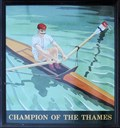 Image for Champion of the Thames - King Street, Cambridge, UK