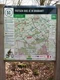 Image for 51 - Overloon - NL - Fietsen doe je in Brabant