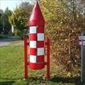 Image for Tintin  Rocket - Ferrière-la-Petite, France