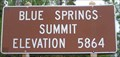Image for 5864 Feet, Blue Springs Summit, OR