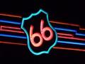 Image for Historic Route 66 - Neon 66 Arch - Albuquerque, New Mexico, USA.