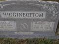 Image for 100 - Maggie E. Higginbottom - Boswell, OK USA