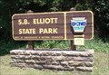 Image for S. B. Elliott State Park, Clearfield, Pennsylvania