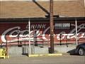Image for Drink Coca Cola Sign - Van Alstyne, TX