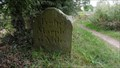 Image for Macclesfield Canal 15 Milestone - Gawsworth, UK