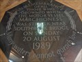 Image for Marchioness Pleasure Boat - Memorial - Southwark Cathedral - London, UK.