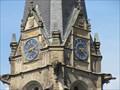 Image for Christ Church Steeple Clocks - Heidelberg, Germany